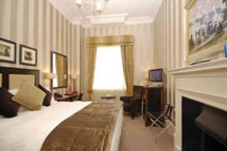 SHL Hotels - One night Richmond upon Thames Hotel Stay with Cream Tea for Two People - Save 57%