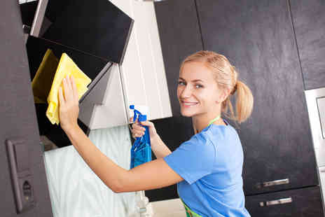 Crystal Shine Cleaning Services - Two hours of domestic cleaning - Save 21%