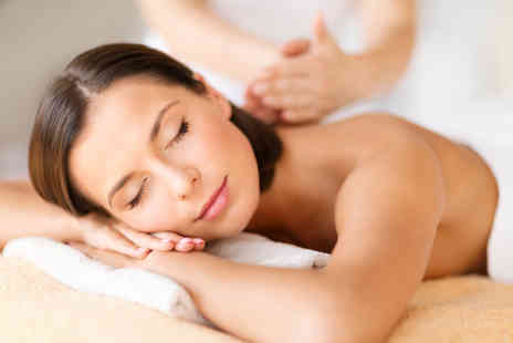 Lumas Hair and Beauty - One hour Swedish massage and luxury deep cleansing facial  - Save 58%