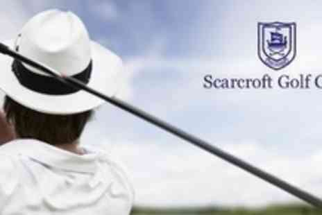 Scarcroft Golf Club - Two 30 Minute Private Golf Lessons With a PGA Professional with Video Analysis - Save 60%