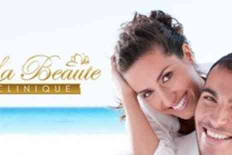 La Beaute Clinique - Award Winning Beyond Laser Teeth Whitening - Save 77%