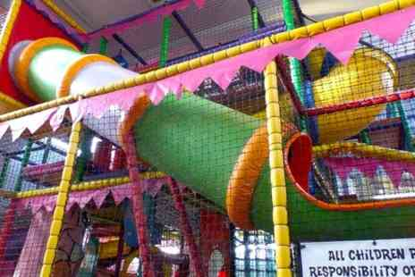 The Magical Forest - Soft Play With Lunch and Drink For Two - Save 57%