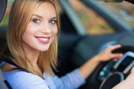 Driv in -  Four Hours Driving Lessons - Save 76%