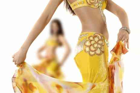 Santa Maria Bellydance Academy - 90 minute beginner belly dancing bootcamp Evening classes - Save 50%