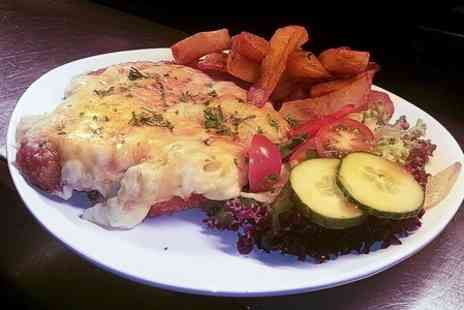 Five Alls - Chicken Parmo With Chips For Two  - Save 53%