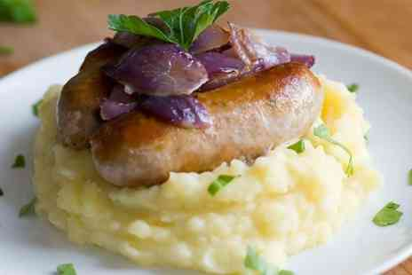 The Ship Inn - Two Course Meal For Two  - Save 58%