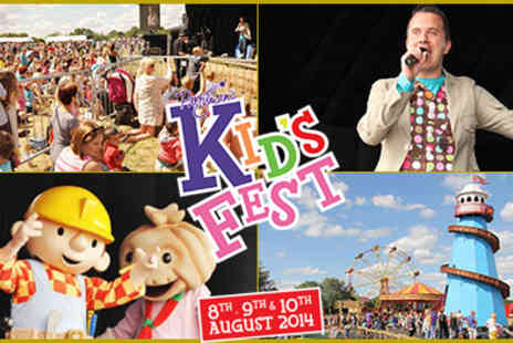 Marsh Farm - VIP Meet & Greet at Kids Fest & Unlimited Visits to All Fun Days  - Save 48%