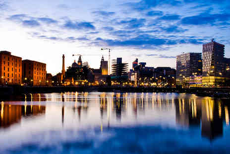 Richmond Hotel - One night Liverpool stay including  breakfast - Save 35%