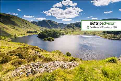 The Kings Arms - Two night in Cumbrian break for 2 including breakfast - Save 42%