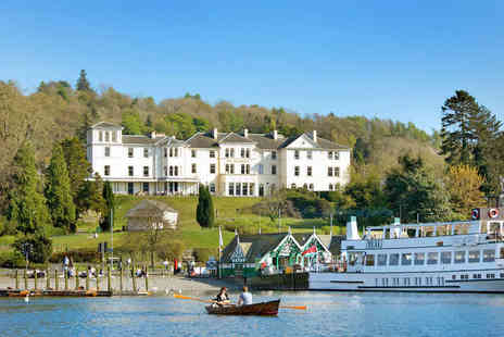The Belsfield Hotel - One night stay at Sitting Pretty as a Picture in Bowness on-Windermere - Save 51%