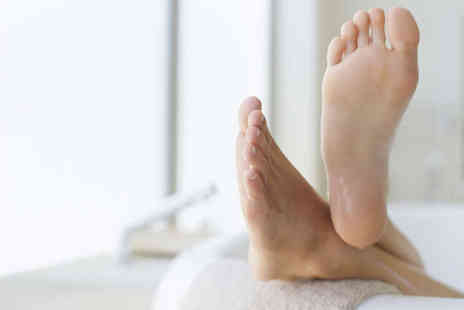 Aesthetica Clinic - One Callus Peel Treatment for Both Feet - Save 50%