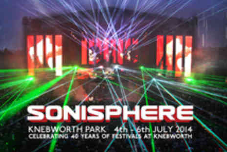 Twin Peaks Festivals - Tickets to Sonisphere Festival  - Save 50%