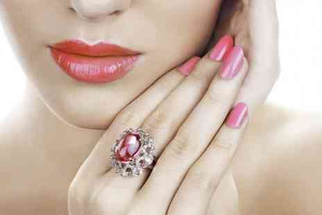 Facial Attraction - One hour Manicure  - Save 50%