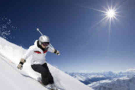 Snow Nation - Seven Night Ski Break - Save 64%