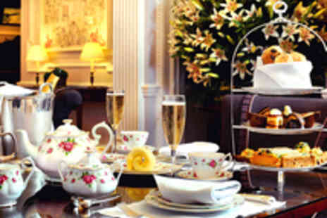The Lyttelton - Herbal Afternoon Tea with Laurent Perrier NV Brut Champagne for Two - Save 31%