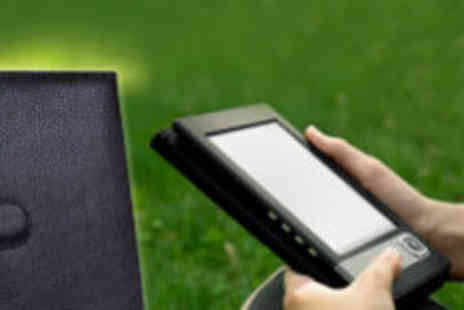 WowDays Gift Ideas - synthetic leather Kindle cover - Save 75%