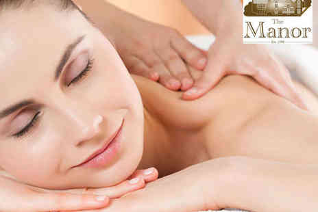 Brampton Manor Salon and Spa - Spa Day with Hot Stone Massage for One  - Save 55%