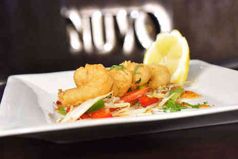 NUVO - Ten Tapas to Share for Two  - Save 50%