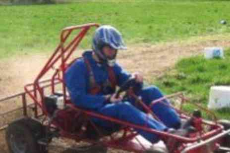 Moto-Mania Trax - 30 minutes of go karting - Save 62%