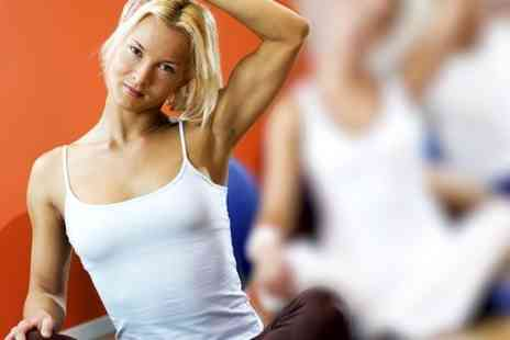 Red Hot Yoga - Ten Red Hot Yoga Classes For One  - Save 0%