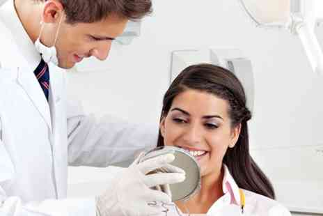 Brunswick Square Dental Practice -  Exam With Scale and Polish - Save 74%