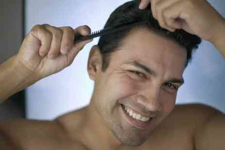 David Rozman Hair - Six Month Laser Hair Therapy Course - Save 85%