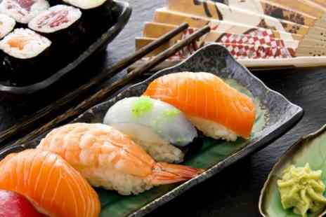 Life Changes - Sushi Selection and Tea For Two  - Save 50%