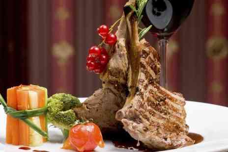 rakonto - Two Course Lunch For Two  - Save 57%