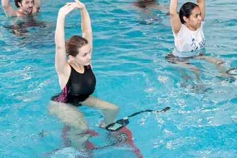 Aqua Fit Pro - Three Aqua Fit Spin Classes - Save 50%