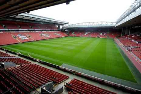 Liverpool FC - Anfield Stadium Tour For One - Save 40%