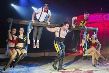 Zippos Circus - Ticket to Zippos Circus  - Save 53%