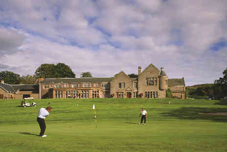 Murrayshall Hotel - 18 holes of golf for two - Save 54%