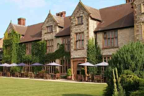 Billesley Manor Hotel - Country Manor Spa Day including Treatments - Save 50%