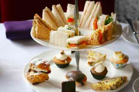 The Lincoln Hotel - Afternoon Tea & Bubbly for 2 - Save 47%