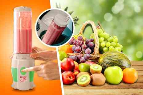 Cost Mad - Juice n Go Blender - Save 42%