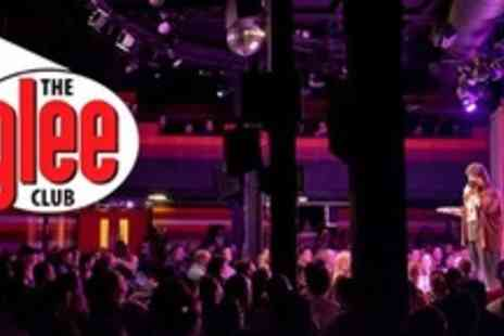 The Glee Club Nottingham - Night of Comedy Plus Thai Dinner - Save 61%