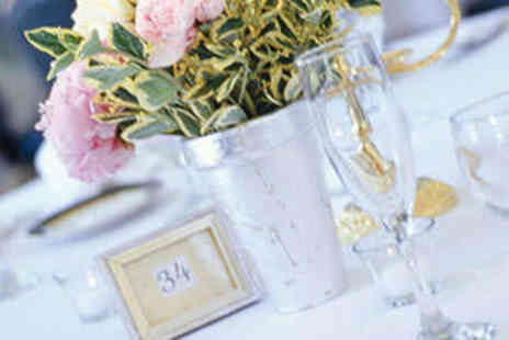 S&D Events - 2 Tickets to the Chelsea Summer Wedding Fair  - Save 50%
