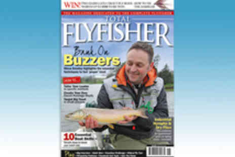 David Hall Publishing - Six Month Subscription to an Angling Magazine of Your Choice - Save 50%