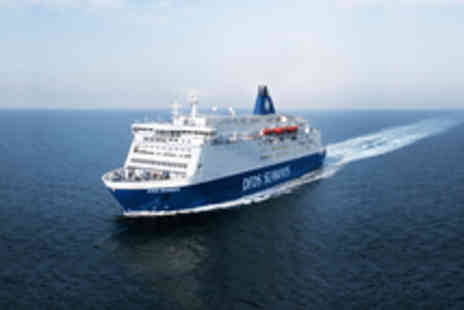 DFDS Seaways - Two night return mini cruise from Newcastle to Amsterdam for two  - Save 50%