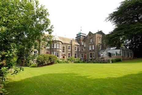 Makeney Hall Hotel - One Night Stay For Two With Breakfast in Derbyshire  - Save 48%