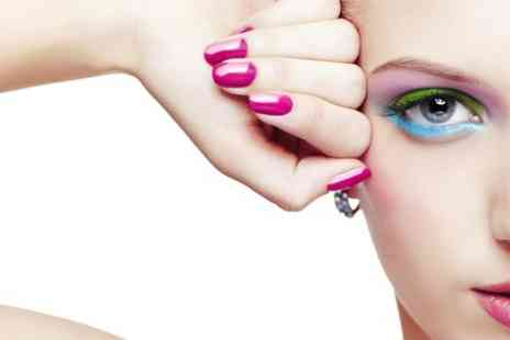 Wild Beauty Bar - One hour Gel Manicure - Save 50%