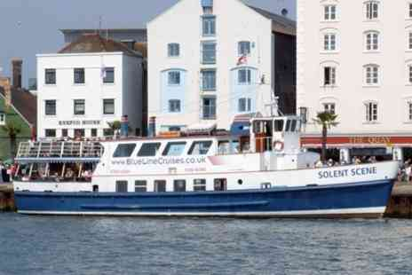 Blue Line Cruises - Two Hour Swanage Cruise - Save 44%