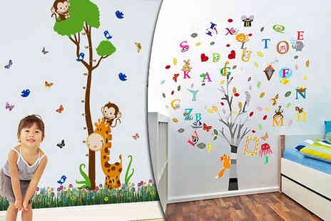 kisses and creations - Help of these Wall Stickers - Save 73%