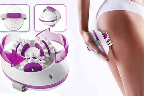 MedHealthCare - Anti Cellulite Massager - Save 50%