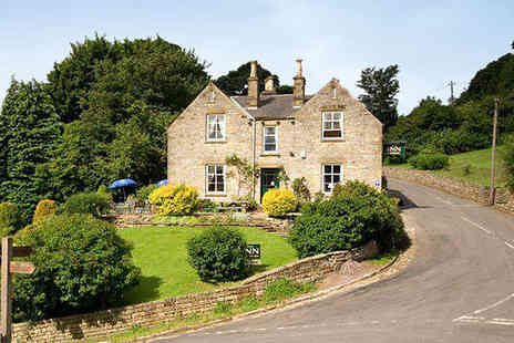 The Inn at Hawnby - Overnight Stay for Two People With Full English Breakfast - Save 50%