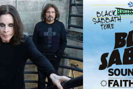 Barclaycard British Summertime  - VIP Package to See Black Sabbath in Hyde Park with Cocktails and Food - Save 20%