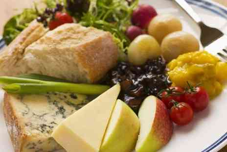 The Dolphin - Ploughmans Board to Share With Beer For Two  - Save 51%