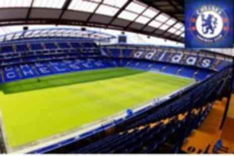Into The Blue - Tour of Chelsea Football Club Stadium & museum for 1 adult - Save 53%