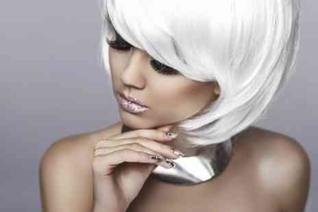 Ebony Hair and Beauty - Highlights With Cut and Blow Dry - Save 68%