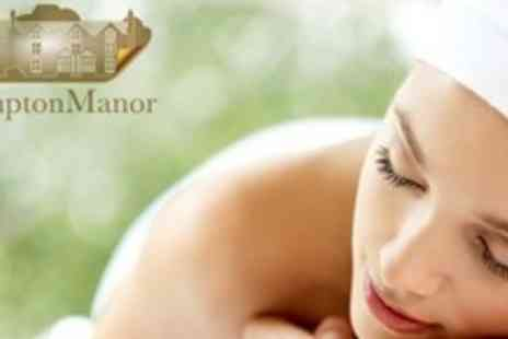 Brampton Manor - 75 Minute Guinot Facial and Leisure & Spa Day Pass - Save 60%
